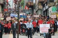 MUSTAFA TOSUN - Giresun'da Engelliler Haftası Kutlandı