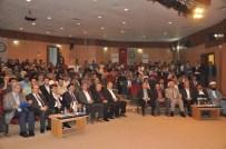 BAYRAM DEMIR - Iğdır'da 'Vakıf Ve Sivil Toplum' Paneli