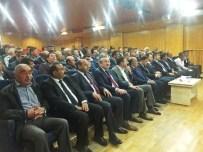 DEMIRŞEYH - Köylere Hizmet Götürme Birliği'nde Görev Değişimi
