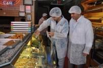 GIDA HATTI - Manisa'da Gıda İşletmelerine Ceza Yağdı
