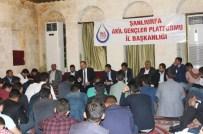 HALİL ÖZCAN - Milletvekili Halil Özcan Akil Gençlerle Bir Araya Geldi