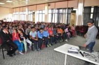 İNTERNET BAĞIMLILIĞI - Ödemiş'te Gençlik Haftası Etkinlikleri