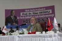 Prof. Dr. İlber Ortaylı'dan 'Tarih Sohbetleri'