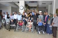 SÜRÜCÜ KURSU - Reyhanlı'da 11 Engelliye Tekerlekli Sandalye