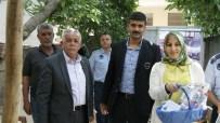 Reyhanlı'da 'Hoş Geldin Bebek' Projesi Ziyaretleri Başladı