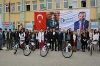 ÇOCUK OYUNCAĞI - Sağlıklı Nesiller İçin Bisiklet Dağıtımı Devam Ediyor