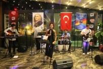 Salsa Tutkunları Ve Kübalı Müzisyenler İskenderun'da