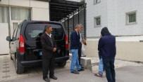 DİL TARİH COĞRAFYA FAKÜLTESİ - Ulucami'deki Canlı Bombanın Ailesi Kızlarının Cenazesini Aldı