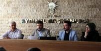YOLSUZLUK - AK Parti'li Özmen, CHP'li İnce'ye Baykal'ın Kasetini Hatırlattı