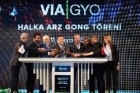 MEHMET BAYRAKTAR - Borsa İstanbul'da Gong Vıa Gyo İçin Çaldı