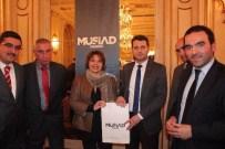 BÜLENT BİLGİÇ - Brüksel Dış Ticaret Bakanı, MÜSİAD Manisa'nın Konuğu Oldu