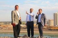 NİHAT ÇİFTÇİ - Çiftçi, 2 Çelik Köprünün İnşaatında Çalışmaları İnceledi