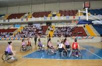 ENGELLİ SPORCU - Engelli Sporcular Şampiyonluk İçin Ter Döktü