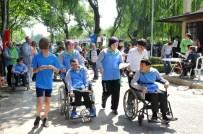 ENGELLİ BAKIM MERKEZİ - Engelli Vatandaşların Oryantring Heyecanı