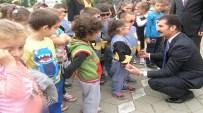 HÜSEYIN PARLAK - Gönen'de Karayolu Güvenliği Ve Trafik Haftası Kutlandı