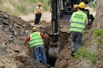 Kanalizasyon Hatsız Mahalle Kalmıyor