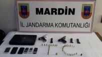 Mardin'de Suç Örgütüne Operasyon Açıklaması 4 Gözaltı