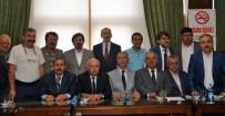 MUSTAFA GÖKÇE - MHP Aydın Üst Kurul Delegeleri Akşener'in Ziyaretini Değerlendirdi
