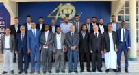 OSMAN GÜL - Moritanya STK Temsilcileri Açıklaması 'Bizlere Sahip Çıkın'