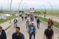 İNSAN VÜCUDU - Öğrenciler Sağlıklı Yaşam İçin Bisiklete Bindi