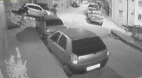 PLAZMA TELEVİZYON - Hırsızlık Çetesinin Rahat Tavırları 'Pes' Dedirtti