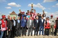 MURAT KOCA - Silifkeli Atıcılar Karaman'da 2. Oldu
