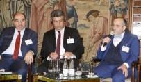MEHMET ÖZÇELIK - Türk İnşaat Sektöründen Avrupalı Yatırımcılara Çağrı Açıklaması 'İstanbul'a İnanan, Kazanır'