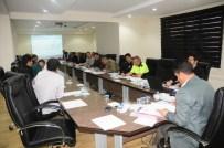 DEVLET DEMIR YOLLARı - Ukome Mayıs Ayı Toplantısı Yapıldı