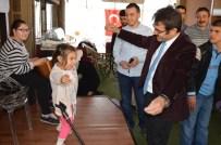 BILAL ÖZBEY - AK Parti'den Sevgi İzi Projesine Bir Kez Daha Destek