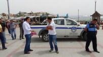 BÜYÜKŞEHİR KANUNU - Akçay Kordonunda 'Tel Örgü' Gerginliği