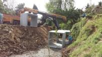 CIKCILLI - Alanya Belediyesi'nden Yol Açma Çalışmaları