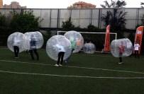 HALİL MUTLU - Ankara'da Big Bubble Futbol Tanıtımı