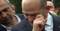 Bakan Soylu Gözyaşlarına Hakim Olamadı