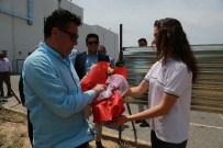 İSMAIL ALTıNDAĞ - Başkan Kocadon, Bodrum Anadolu Lisesi'ni Ziyaret Etti
