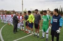 ÇAĞLAYAN KAYA - Besni Kaymakamlık Futbol Turnuvası Başladı