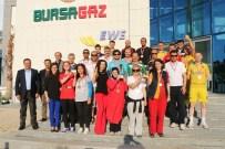 BURSAGAZ - Bursagaz'da Filenin Şampiyonu Belli Oldu