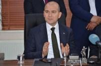 Çalışma Ve Sosyal Güvenlik Bakanı Süleyman Soylu Açıklaması