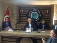 İL EMNİYET MÜDÜRLERİ - Diriliş Başkanları, Karabük Ve Kastamonu'da Temsilcilik Açtı