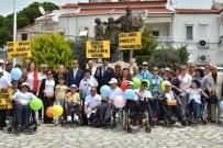 NIYAZI ULUGÖLGE - Foça'da Engelliler Haftasına Özel Etkinlikler