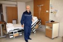 Hastanın Karnından 7 Kilogramlık Kitle Çıktı