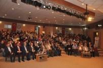 FAIK YILMAZ - Iğdır'da 'Ortadoğu'da Mezhep Çatışmaları Ve İslam'ın Geleceği' Konulu Konferansa