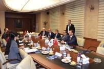 MEHMET TURGUT - Kilis Belediyesi İle İller Bankası Arasında Jayka Kredisi Anlaşması İmzalandı