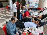 KTO Karatay Üniversitesi'nden Kan Bağışına Destek