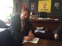 TAŞKESTI - MHP'li Belediye Başkanı AK Parti'ye Geçti