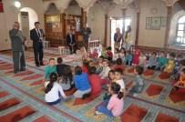 ALI ERDOĞAN - Minik Öğrencilerden Cami Ziyareti