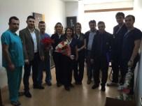 SAĞLıK VE SOSYAL HIZMET ÇALıŞANLARı SENDIKASı - Sağlık-Sen Hemşireler Haftasını Kutladı