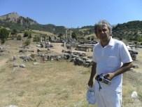 NAHÇıVAN - Salihli, Uluslararası Dionysos Tiyatro Şenliği'ne Hazırlanıyor