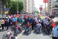 ABDULLAH YıLMAZ - Silifke'de Engelliler Haftası Kutlanıyor