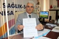 TÜRK SAĞLıK SEN - Türk Sağlık Sen'den 13 Yönetici Hakkında Suç Duyurusu