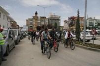 KAZıM ARSLAN - Yozgat'ta 7'Den 70'E Herkes Sağlıklı Yaşam İçin Pedal Çevirdi